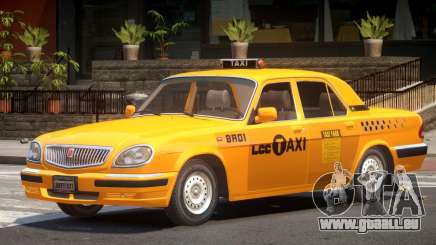 GAZ 31105 Taxi pour GTA 4
