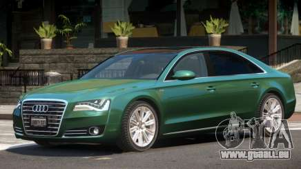 Audi A8 V1.1 pour GTA 4