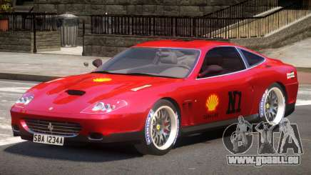 Ferrari 575M V1.0 pour GTA 4