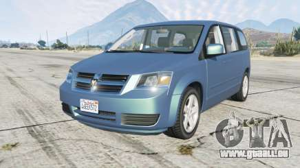 Dodge Grand Caravan SXT (RT) 2008 pour GTA 5