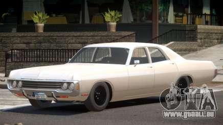 1975 Dodge Polara R2 pour GTA 4