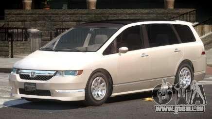 Honda Odyssey  V1.1 für GTA 4