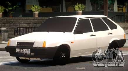 VAZ 2109 ST für GTA 4