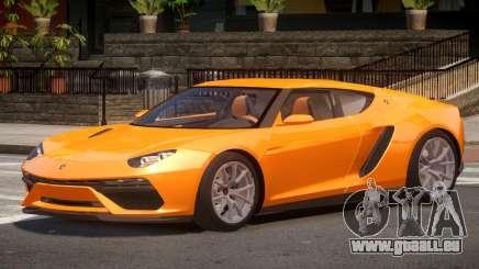 Lamborghini Asterion V1.0 pour GTA 4