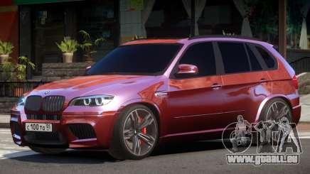 BMW X5M Elite pour GTA 4