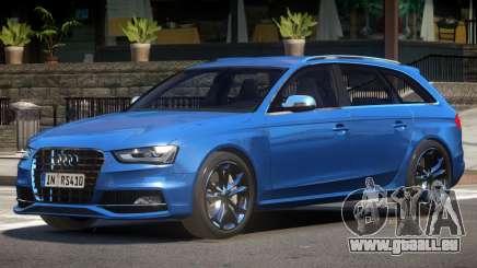 Audi S4 ST pour GTA 4