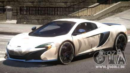 McLaren 650S GT PJ1 pour GTA 4