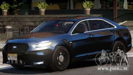 Ford Taurus FBI V1.0 pour GTA 4