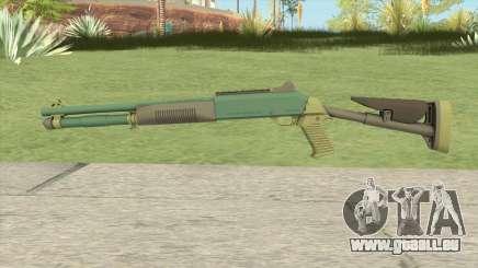 XM1014 Jungle Bravo (CS:GO) pour GTA San Andreas