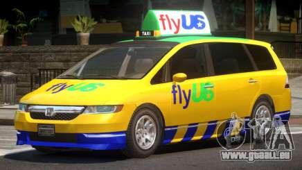 Honda Odyssey FlyUS V1.0 für GTA 4