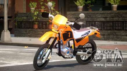 Honda XR 200 ST pour GTA 4