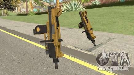Micro SMG (Luxury Finish) GTA V Flashlight V1 pour GTA San Andreas