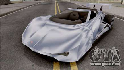 GTA V-ar Vapid Futura für GTA San Andreas