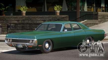 1975 Dodge Polara R1 pour GTA 4
