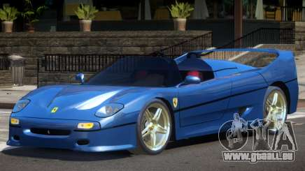 Ferrari F50 RS Roadster pour GTA 4