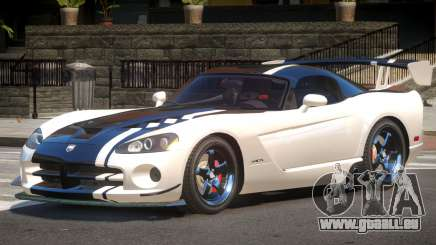 Dodge Viper SRT Spec V1.1 pour GTA 4