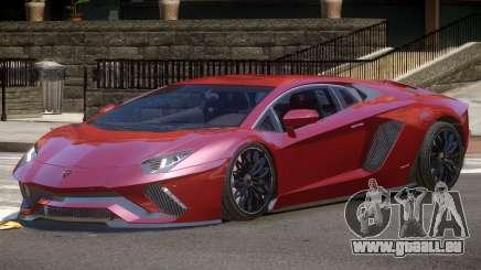 Lambo Aventador GT pour GTA 4