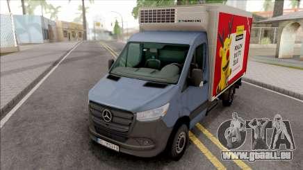Mercedes-Benz Sprinter 2019 Box Transporter für GTA San Andreas