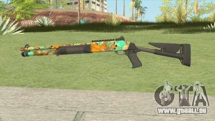 XM1014 Nuclear Skulls (CS:GO) pour GTA San Andreas
