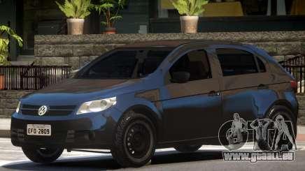 Volkswagem Gol 1.6 pour GTA 4