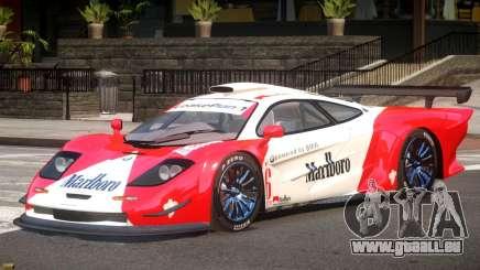 McLaren F1 GTR PJ2 pour GTA 4