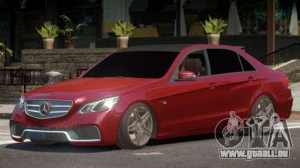Mercedes Benz E63 W212 Tuned für GTA 4