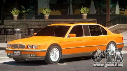 BMW 750IL E38 Tuned pour GTA 4