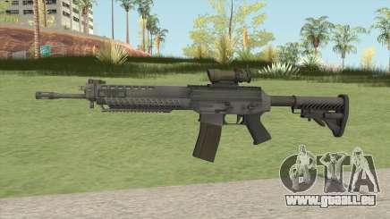 SG-553 Default (CS:GO) pour GTA San Andreas