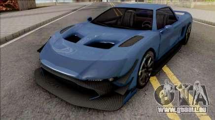 Infernus Vulcan für GTA San Andreas