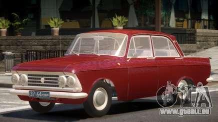 Moscvich 408 V1.0 für GTA 4
