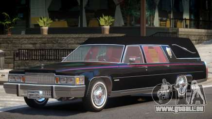1978 Cadillac Fleetwood Hearse für GTA 4