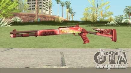 XM1014 Caritas (CS:GO) pour GTA San Andreas