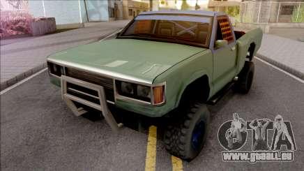 Declasse Yosemite Trophy Truck pour GTA San Andreas