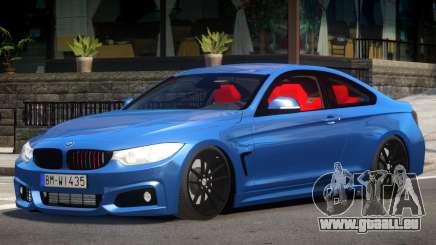 BMW 435i GTS pour GTA 4