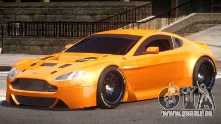 Aston Martin Vantage Tuning pour GTA 4