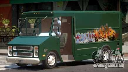 Chevrolet Step Van PJ1 pour GTA 4