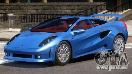 Lamborghini Cala ST pour GTA 4