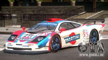 McLaren F1 GTR PJ1 pour GTA 4