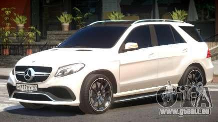 Mercedes Benz ML 63 V1.3 pour GTA 4