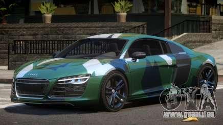 Audi R8 V10 GT PJ2 pour GTA 4