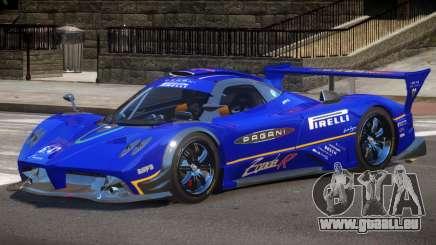 Pagani Zonda RS PJ2 pour GTA 4