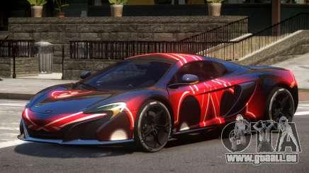 McLaren 650S GT PJ2 pour GTA 4