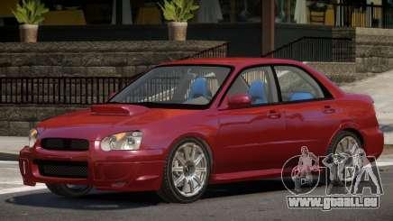 Subaru Impreza TDI pour GTA 4