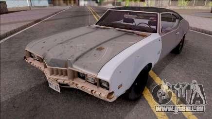 Oldsmobile Cutlass 1968 pour GTA San Andreas