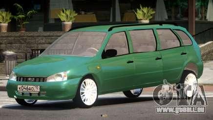 Lada Kalina Custom für GTA 4
