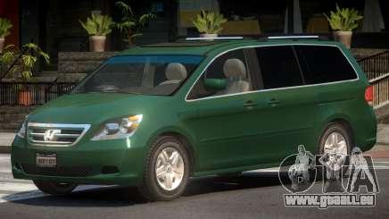Honda Odyssey V1.0 für GTA 4