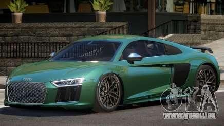 Audi R8 V10 ST pour GTA 4