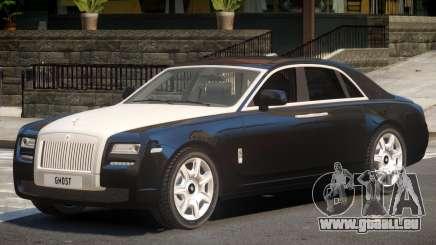 Rolls-Royce Ghost V1.0 pour GTA 4