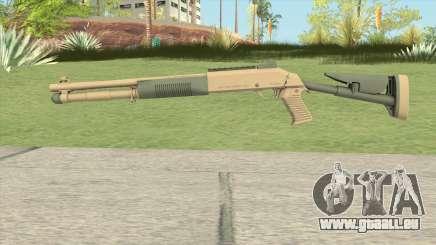 XM1014 Grassland (CS:GO) pour GTA San Andreas