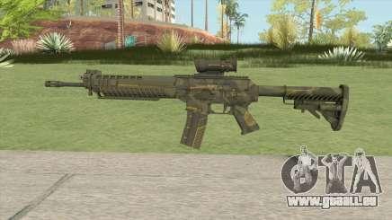 SG-553 Atlas (CS:GO) pour GTA San Andreas
